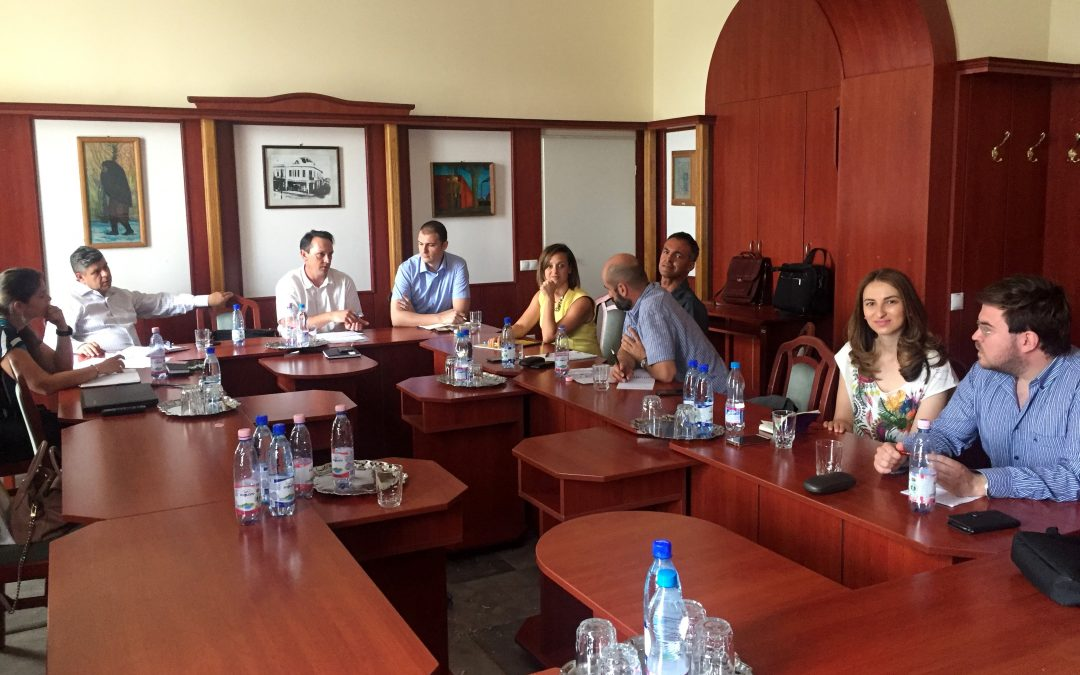"""AGRINNO"" project team members hold their first meeting"