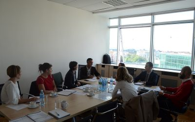 """AGRINNO"" project team members hold their second meeting"
