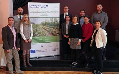 "Roundtable ""Borderless innovation in agriculture"" held in Morahalom"