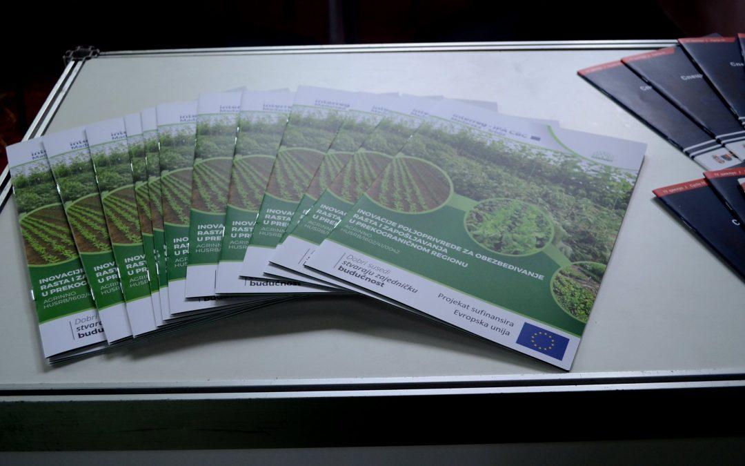 Megtartották a kerekasztal-megbeszélést a 86. Újvidéki Nemzetközi Mezőgazdasági Vásáron